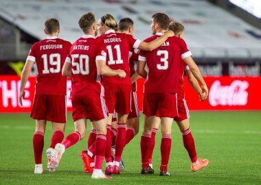 Viking FK v Aberdeen