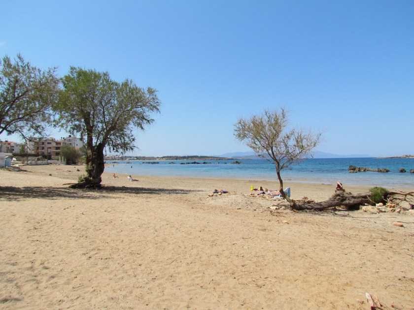 Beach, Chania