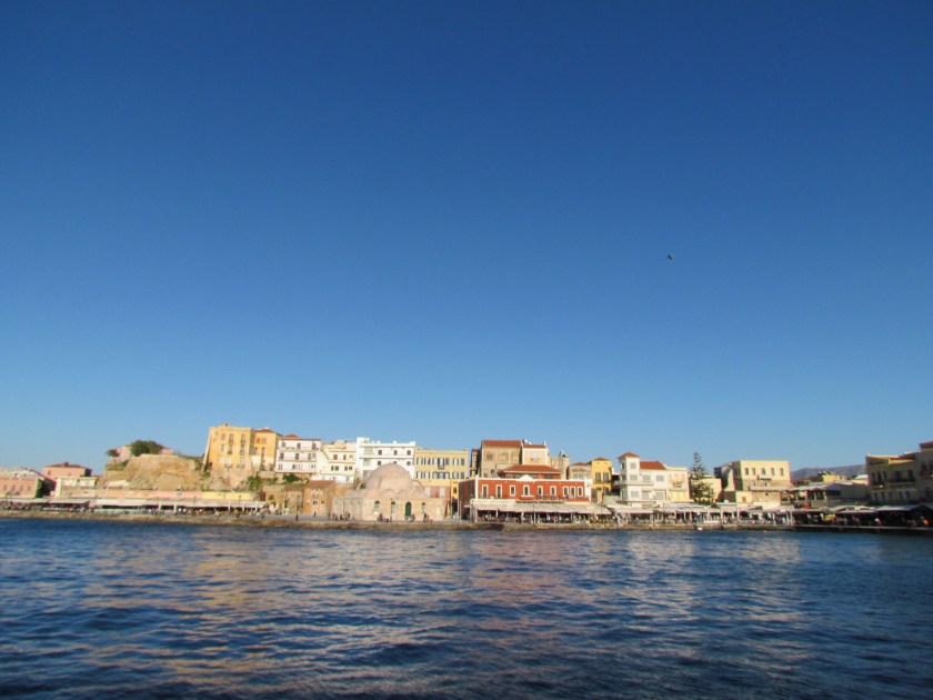 Venetian Harbour, Chania