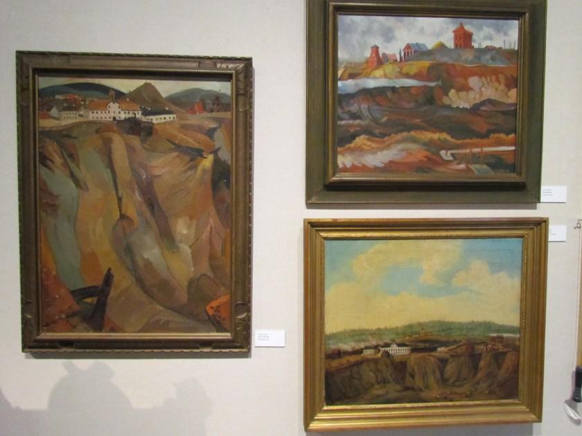 paintings, Dalarnas museum