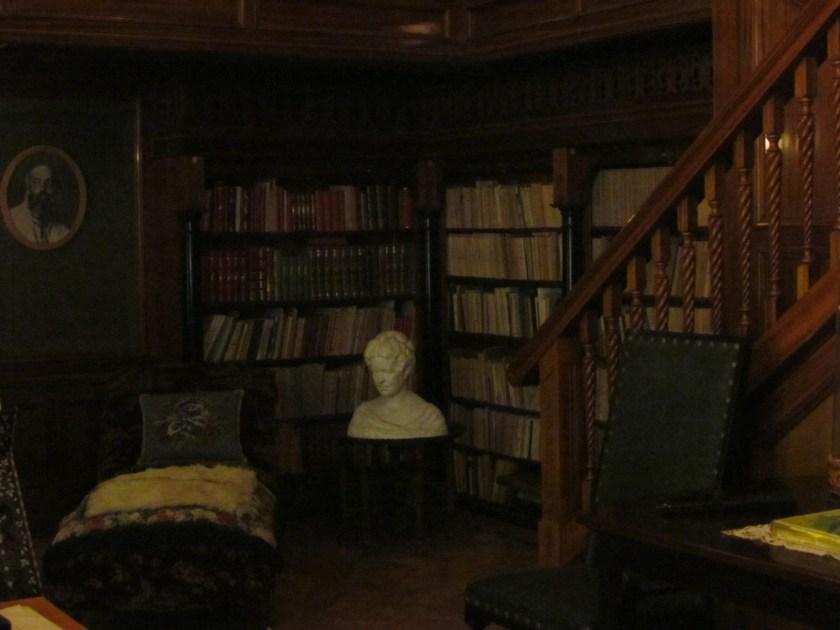 Selma Lagerlöf's study