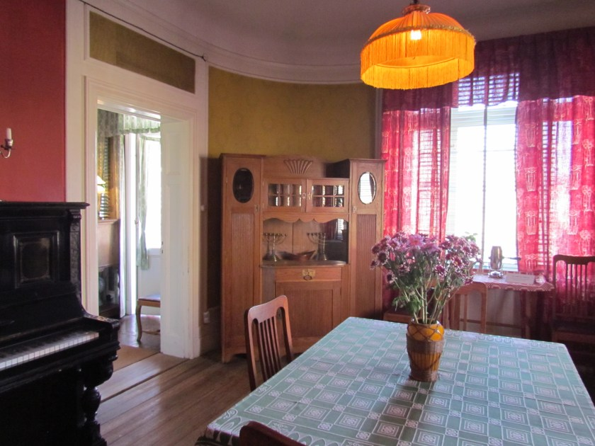 Strindberg's apartment