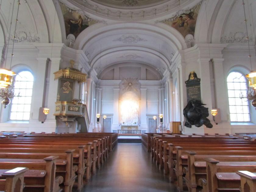 Adolf Fredrik Church