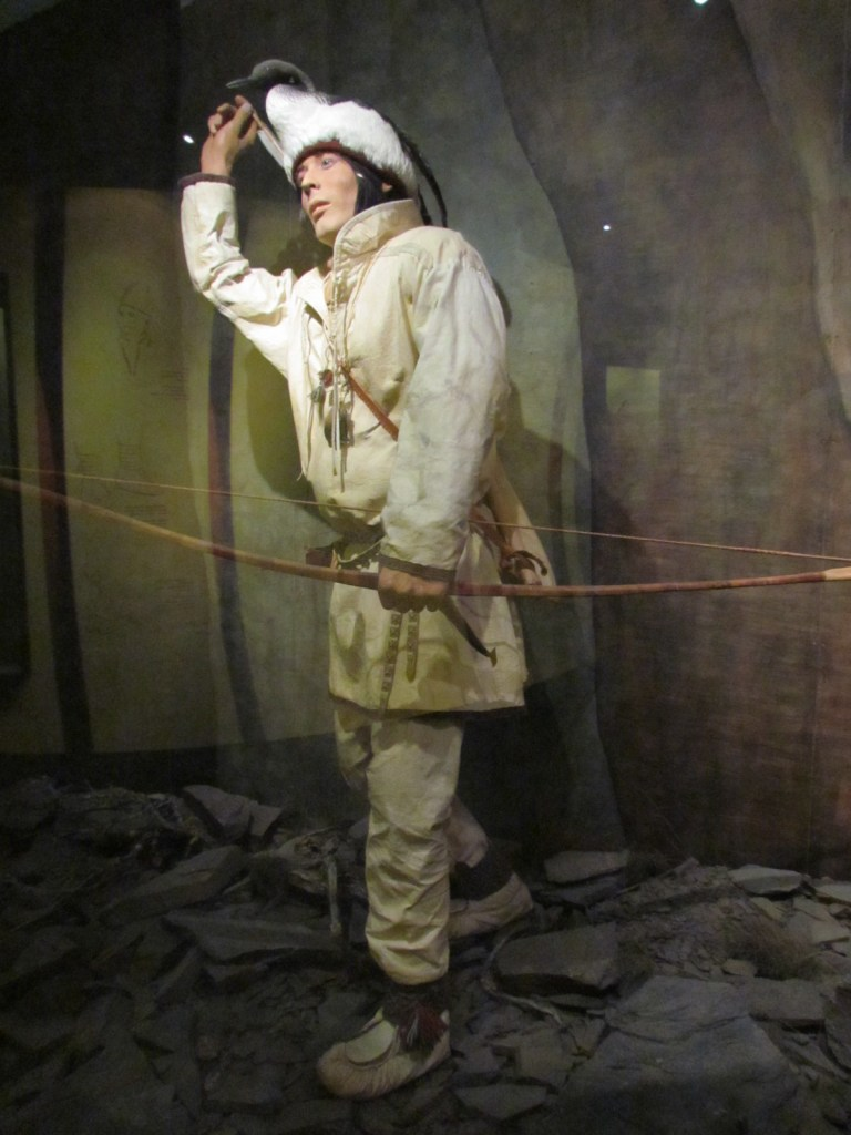 Ájtte, Jokkmokk. Male costume