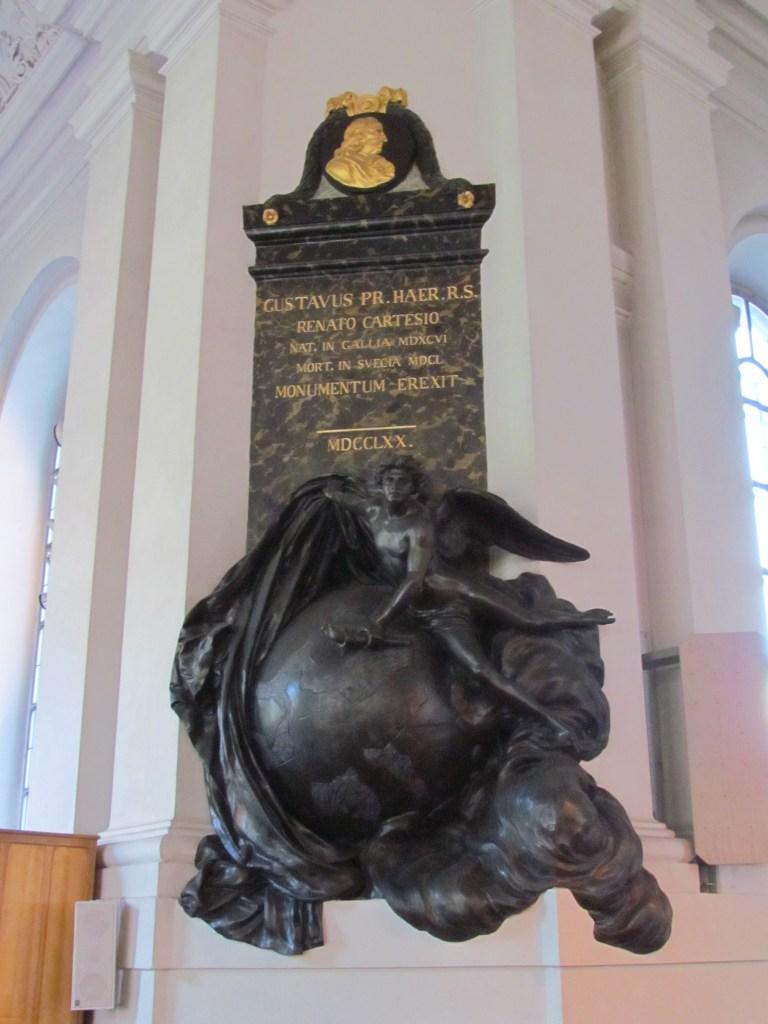 Descartes memorial