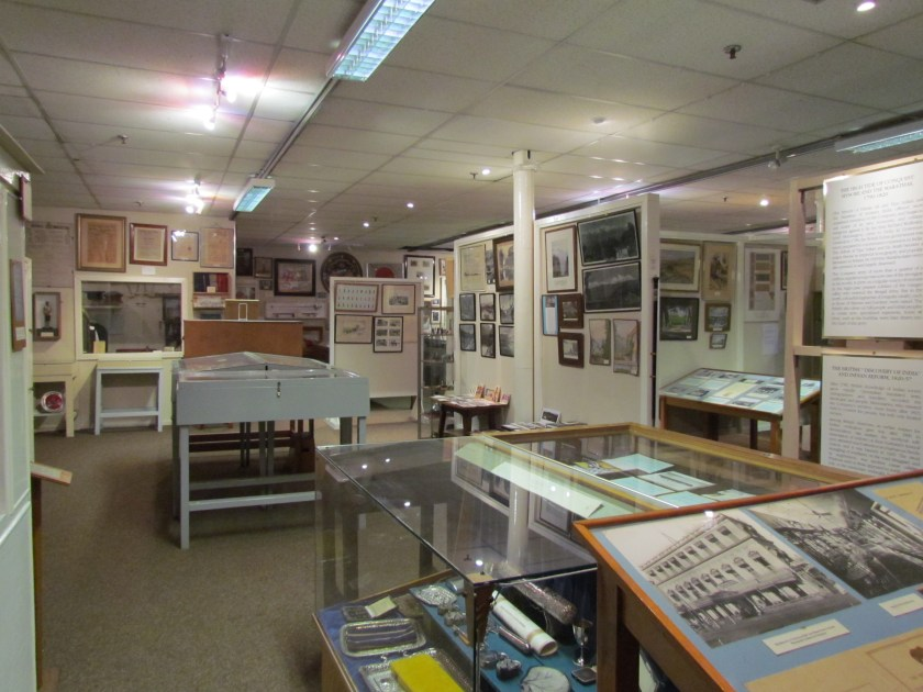 inside the British in India Museum