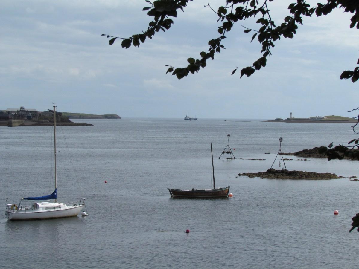 boats from Stornoway