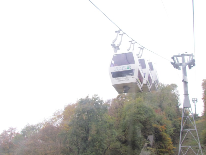 Cable cars, Matlock