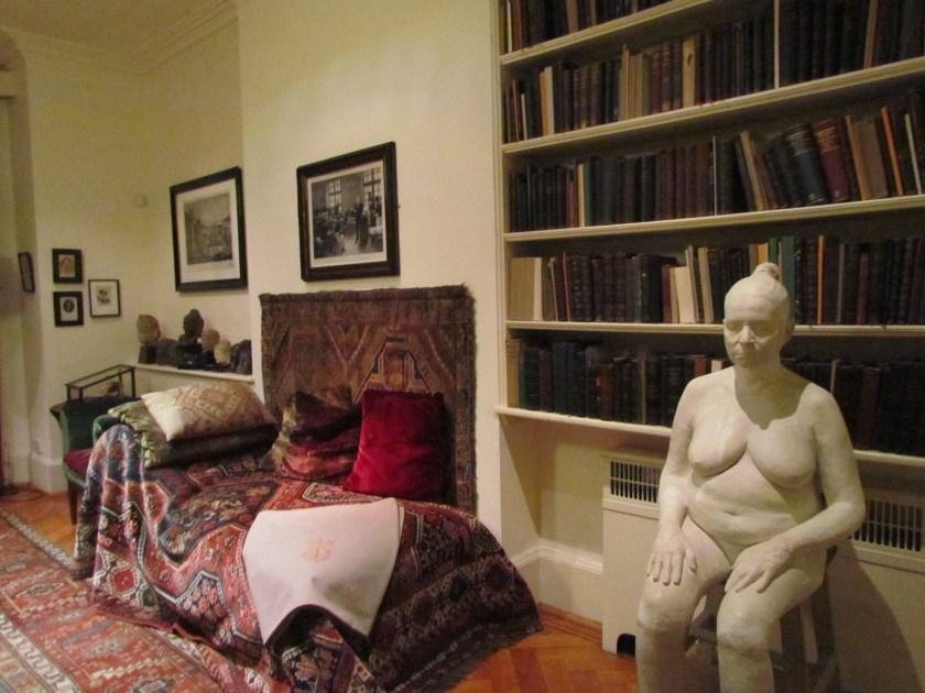 Freud Museum, study