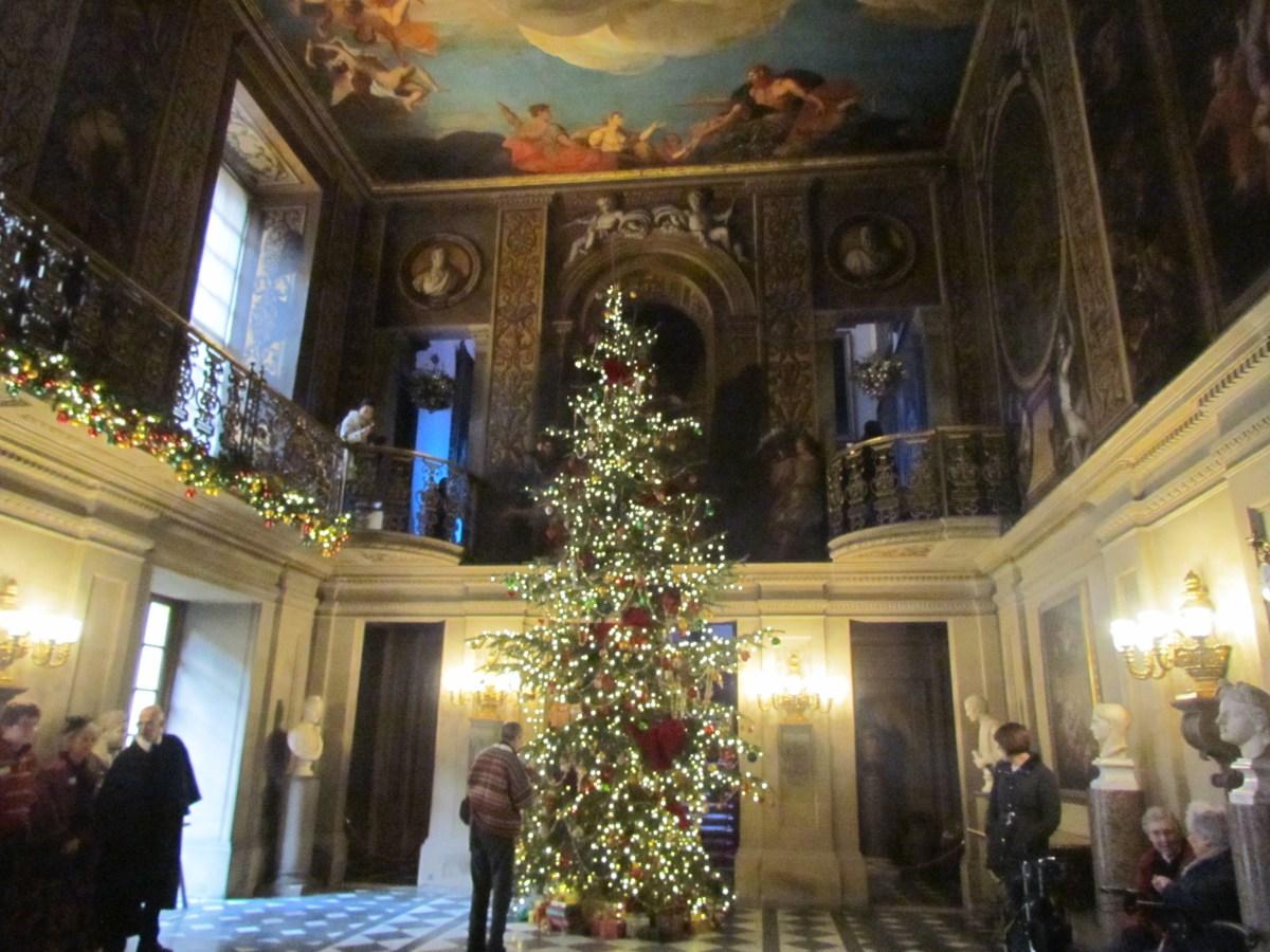 Christmas at Chatsworth – a Photo Essay