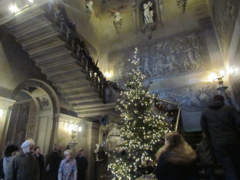 Christmas tree, Chatsworth