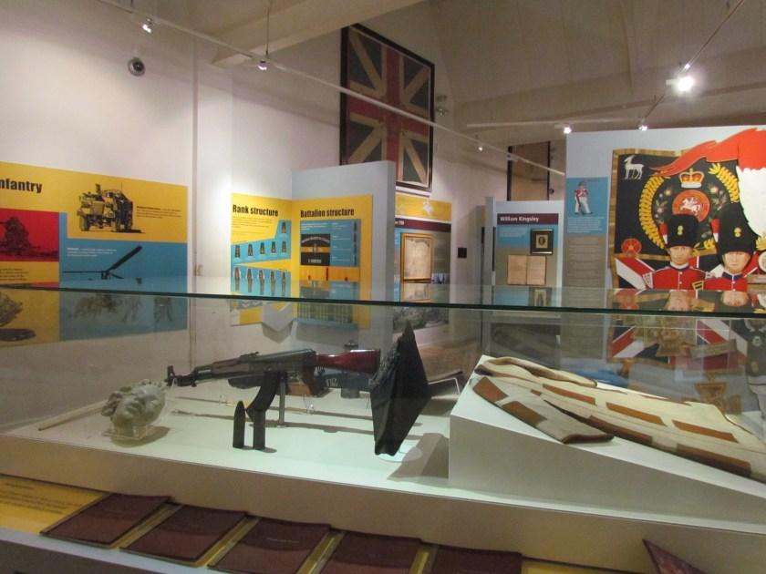 The Lancashire Fusiliers' Museum