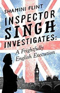 Inspector Signh in London book cover; What I Read in April