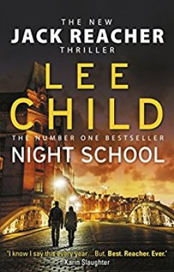 Night School - what I read in June