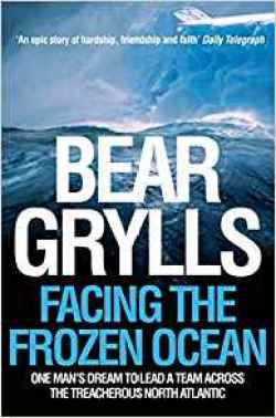 What I Read in July - Facing the Frozen Ocean
