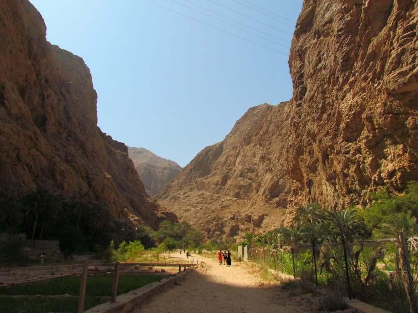 Wadi Shab - A Spectacular Gorge Walk in Oman