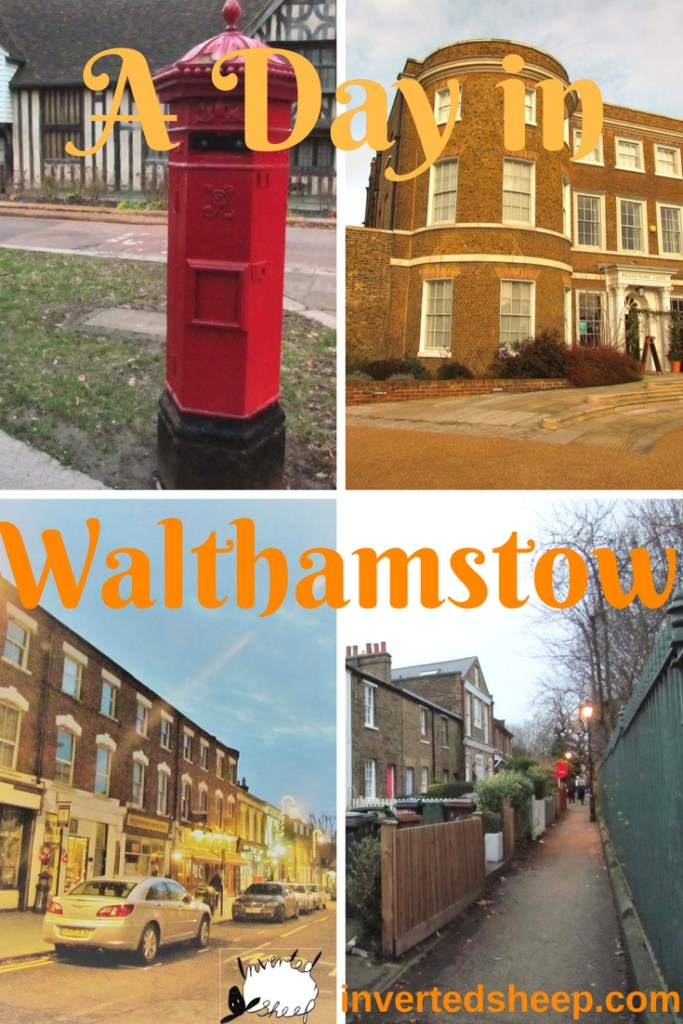 A Day in Walthamstow - Inverted Sheep
