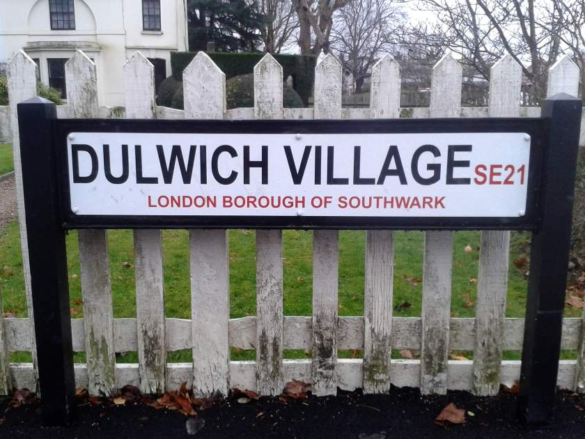 Dulwich village - A Day in Dulwich - Inverted Sheep
