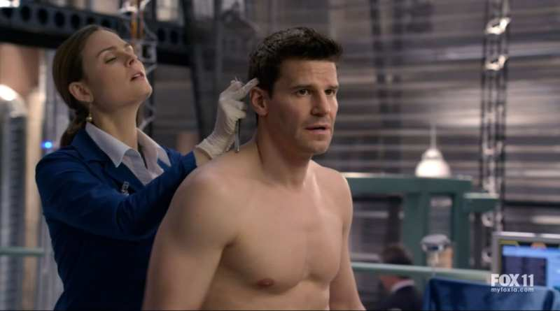 Zoom sur David Boreanaz