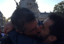 Bisou gay : Kiss-In Paris