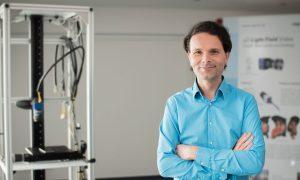 Dr. Lennart Wietzke, Gründer und Geschäftsführer der Raytrix GmbH