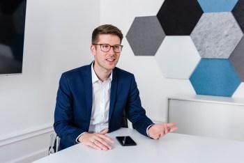 Christopher Graetz, CEO Kapilendo AG