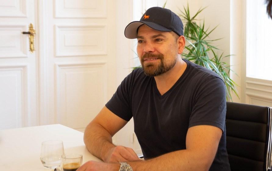 Schauspieler Daniel Fehlow