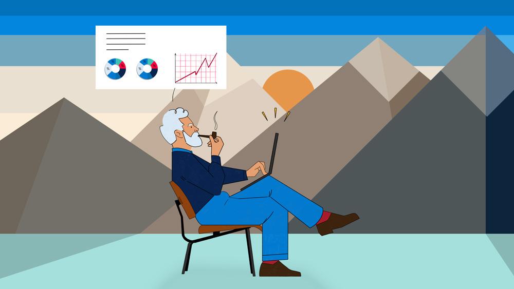 Altersvorsorge mit ETFs und Sparplan: Warum die private Vorsorge wichtig ist