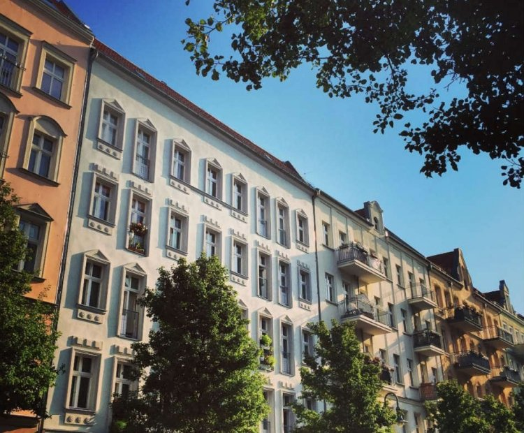 Beautiful area to live in Friedrichshain Berlin