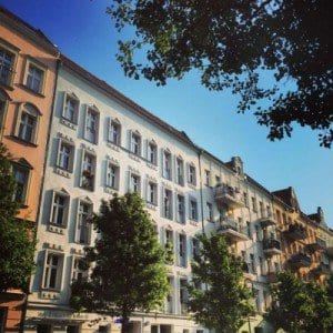 Wilmersdorf - chic residential area of west city