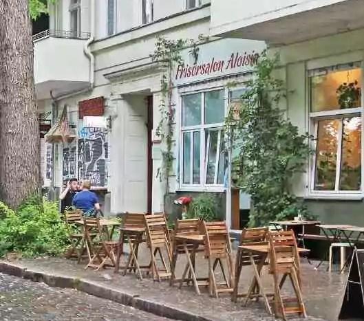 Street view Maybach 21