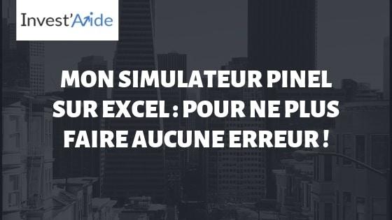simulateur pinel excel
