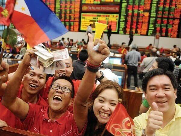 Philippine Stocks ASEAN's Best