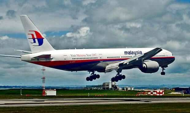 Malaysia Airlines Stock Down