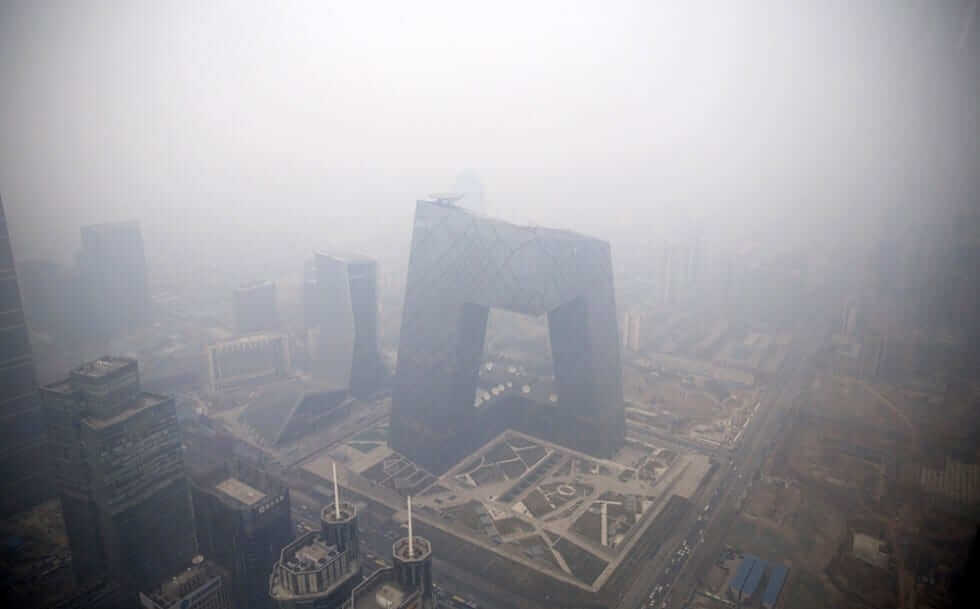 """Is Green Finance the Way Out of the """"Dome"""" for China?"""