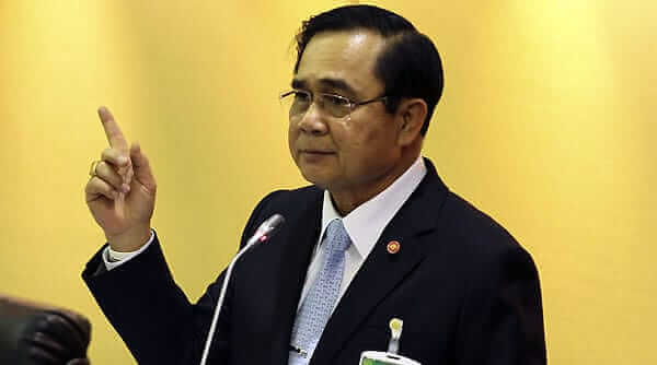 Thai PM May Reshuffle Cabinet to Help Economy