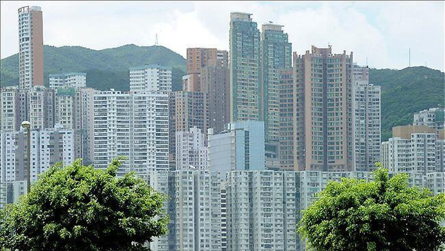 Hong Kong Property Prices Expected to Fall by 2016