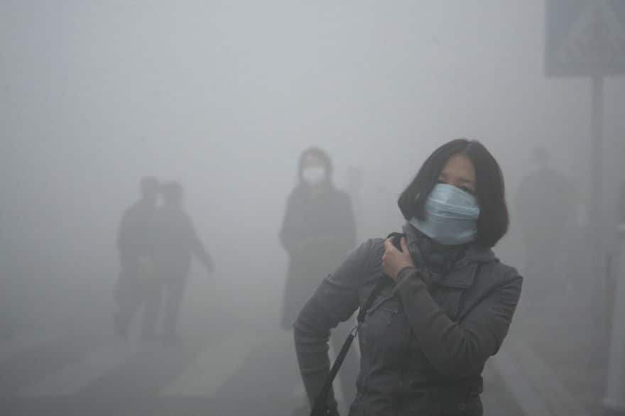China Pollution Meets Goals, India to Clean Up More