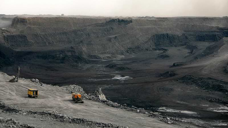 As Long as China Uses Coal, This Stock Will Benefit
