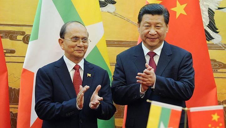 Chinese Investors are Rushing to Myanmar