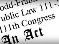 Finansiel reform siden 2008 – Dodd-Frank