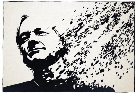 Crucificando a Julian Assange