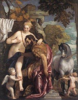 Marte y Venus unidos por el amor.