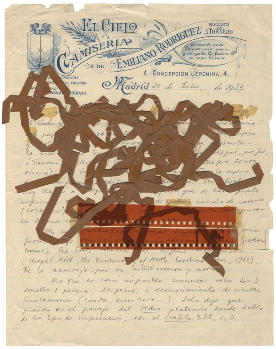 Escritura experimental en España, 1963-1983. Fotografías: © Archivo Lafuente.