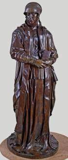 León y Pompeo Leoni: María de Hungría. Museo Nacional del Prado, Madrid.