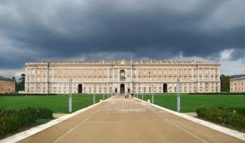 Palacio de Caserta, Italia.