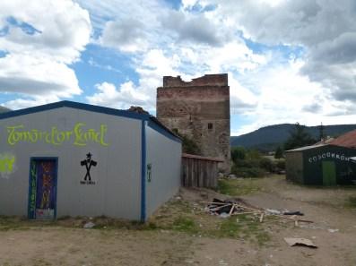 Estado actual del Palacio de Valsaín. Fotos septiembre 2014.
