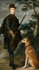 Diego Rodríguez de Silva y Velázquez: El Cardenal Infante don Fernando de cazador. Madrid, Museo Nacional del Prado.
