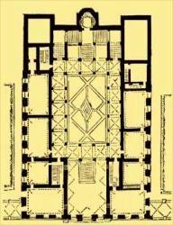 Plata del Palazzo Doria-Tursi.