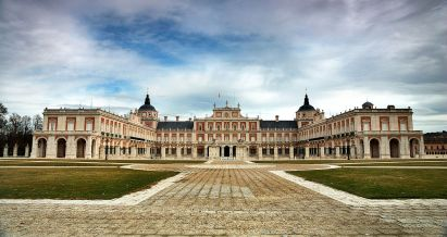 Palacio Real de Aranjuez. Foto: Wikipedia